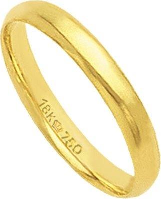Aliança de Ouro Anatômica A030RE
